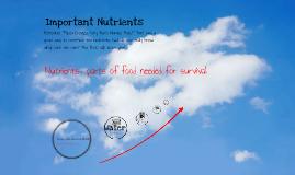 Goat Nutrients