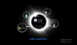 Copy of SEMIÓTICA ARQUITECTÓNICA