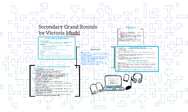 Secondary Grand Round