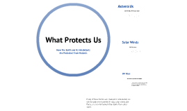 What Protects Us