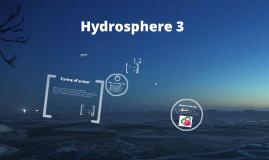 Hydrosphere 3