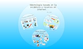 Copy of Odontología basada en la evidencia