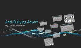 Anti-Bullying Advert