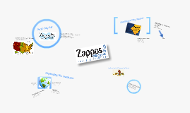 Zappos Case:  BMGT372 Final Project