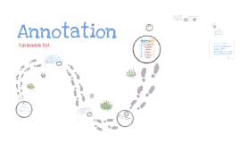 Annotation: A How To