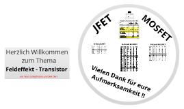 Technikerklasse ETT 03 Feldeffekttransistoren