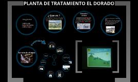 Copy of Planta de tratamiento El Dorado