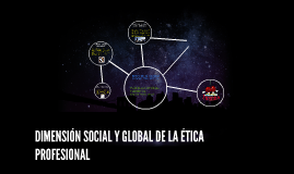 Copy of DIMENSION SOCIAL Y GLOBAL DE LA ETICA PROFESIONAL