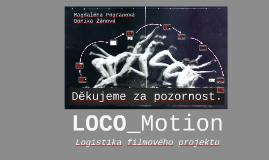Logistika filmové produkce