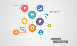 204 Business diagram Prezi