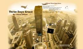 Three Days Grace/Artist Presentation