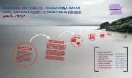 Copy of PENGENDALIAN PRODUKSI, TENAGA KERJA, BAHAN BAKU, DAN BIAYA P