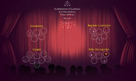 Copy of La presentación de la persona en la vida cotidiana De Erving Goffman