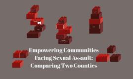 Empowering Communities Facing Sexual Assault:
