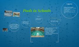 Pools in Schools