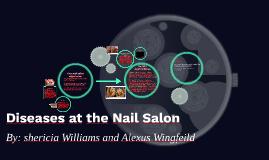 Diseases at the Nail Salon