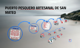 PUERTO PESQUERO ARTESANAL DE SAN MATEO