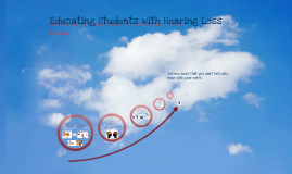 Teaching Students with Hearing Loss