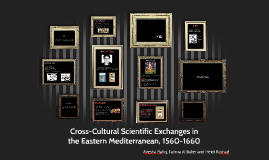 Cross-Cultural Scientific Exchanges in the Eastern Mediterra