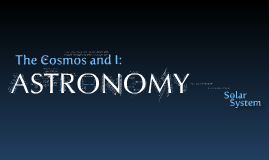 8B Astronomy Minji Suh