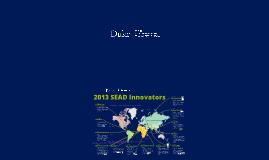 2013 SEAD Innovators