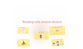 Copy of  Keeping safe around alcohol