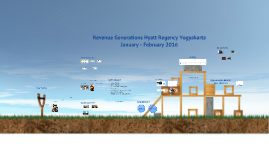 REVENUE GENERATIONS HYATT REGENCY YOGYAKARTA - JAN FEB 2016