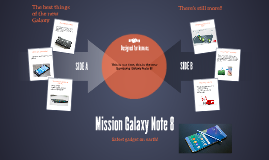 Mission Galaxy Note 8