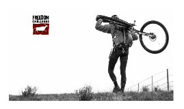 Freedom Challenge 2012
