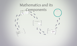 Copy of Mathematics and its Components