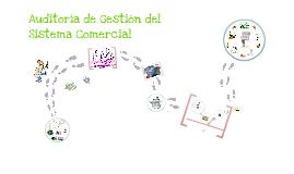 Copy of Auditoría de Gestión del Sistema Comercial
