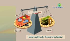 Informativo do Tesouro Estadual