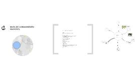 MAPA DE CONOCIMIENTO REGIONAL
