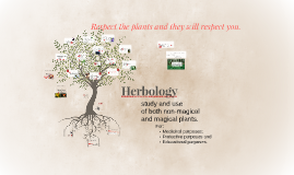 Herbology - final review