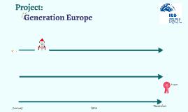 EN Projekt Generation Europe