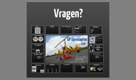 GP Gyrocopter eindpresentatie