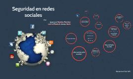Seguridad en Redes Sociales en la Adolescencia