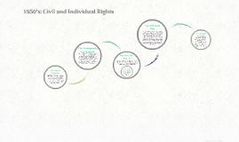 Civil and Individual Rights