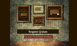 Benjamin Graham Investor & Economist