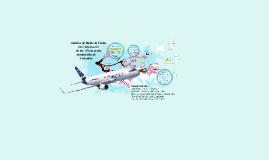 Análisis de redes de vuelos internacionales