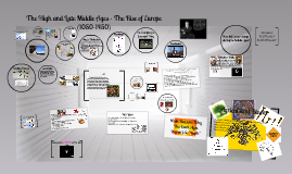 Copy of Middle Ages Prezi Unit Assessment 2012