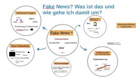 Fake News? Was ist das und wie gehe ich damit um?