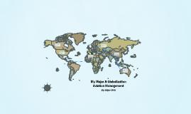 My Major & Globalization