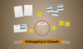 Kidnapping in Canada
