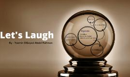 Copy of Let's Laugh