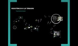 PRUEBA DE TENSION Y TRACCION EN ACERO DE REFUERZO