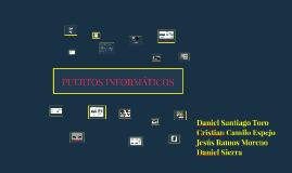 Tipos de puertos y evolución.