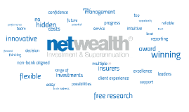 Why netwealth?
