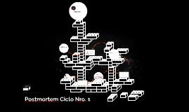Postmortem Ciclo Nro. 1