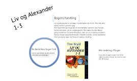 Liv og Alexander boganmeldelse